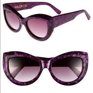 Wildfox Kitten Sunglasses 😎